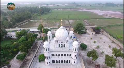 Langha Kartarpur Narowal ! Pehli Patshahi Gurdwara Sahib ! Navjot Sidhu,imran Khan! indoPak Corridor