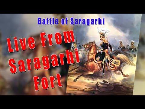 Battle Of Saragarhi ! Live Saragarhi Fort !The Most insane Battle In History 4th Bat. Sikh Regiment