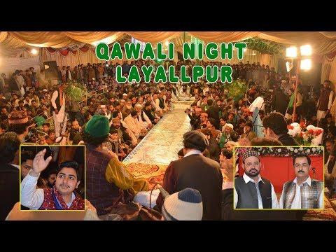 Qawali Night At Layallpur
