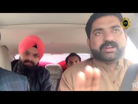 Travel To 106 Pharala Jaranwala VLOG !! Navjot Atwal Native Village In pakistan