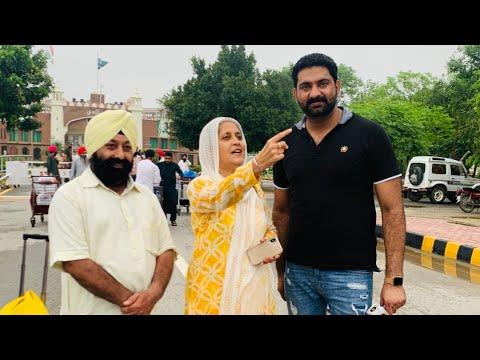 Sikh In Pakistan! Indian Guest Harjinder Kaur EX mayaor CHD Talking Abt Pakistani Hospitality