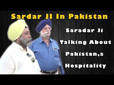 Pakistan Da Dhanwad | Sardar In Pakistan | Sardar Ji Talking Abt Hospitality Of Pakistanis | Nankana
