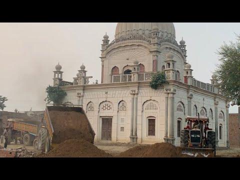 Rehablitation Work Starts Now Gurdwara Mattu BhaiKe || Khara Sahib Noshehra Virkan || Punjabi Lehar