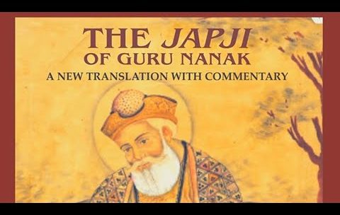 THE JAPJI SAHIB & Guru Nanak Art Picture Story By Sonia Dhami